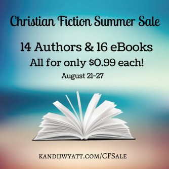 Christian Fiction Summer Sale