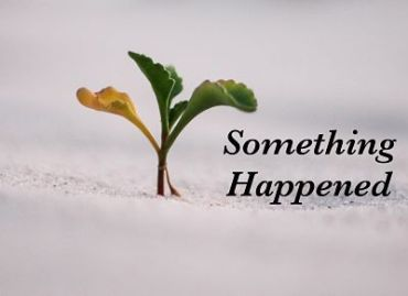 something happened | Guy L. Pace