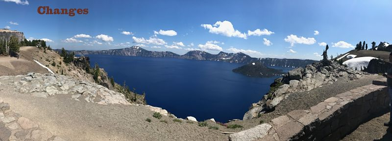 Crater Lake | Guy L. Pace