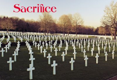 Sacrifice | Guy L. Pace