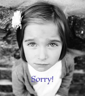 Sorry | Guy L. Pace