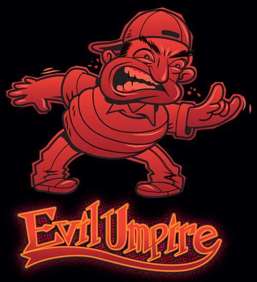evil umpire