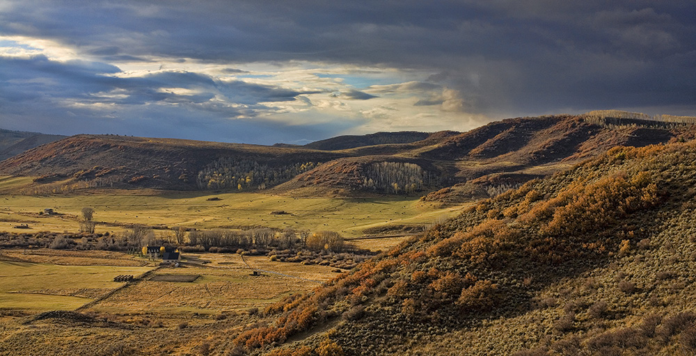 Colorado countryside, Guy Sagi