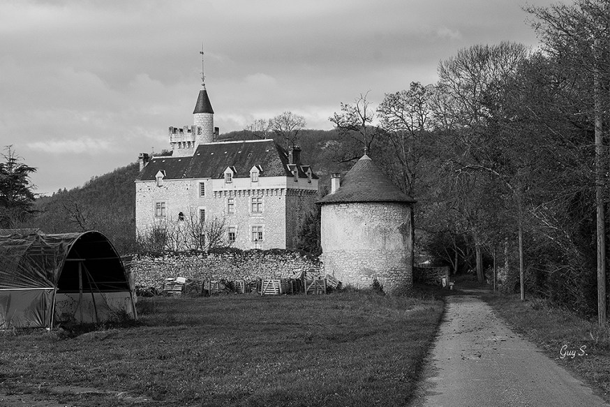 Château de Langle