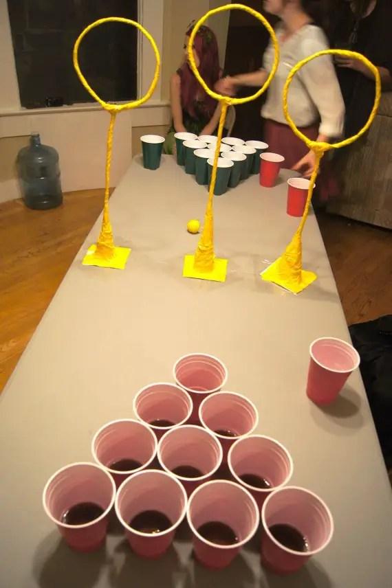 quidich pong