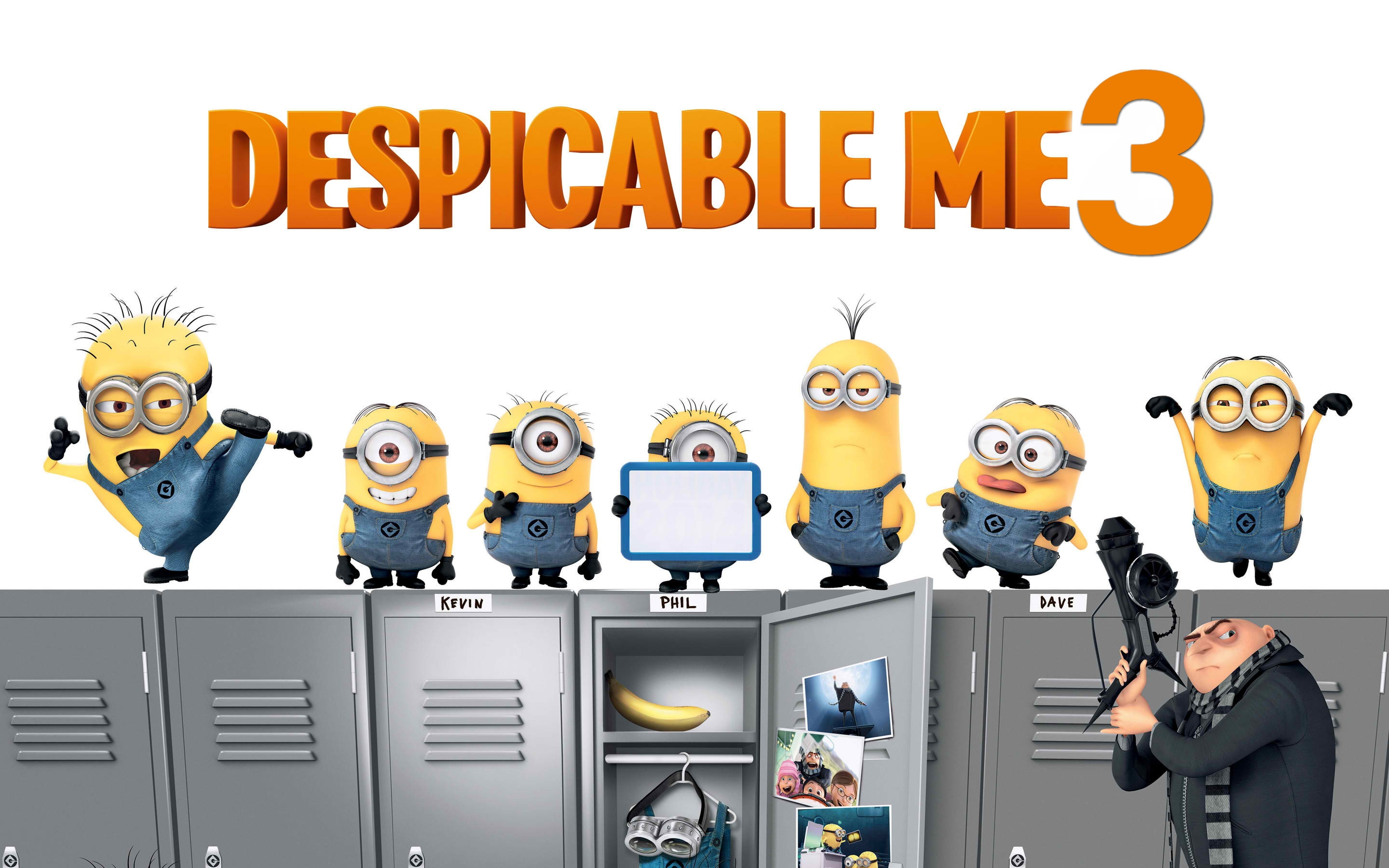 """Despicable Me 3"" Review"