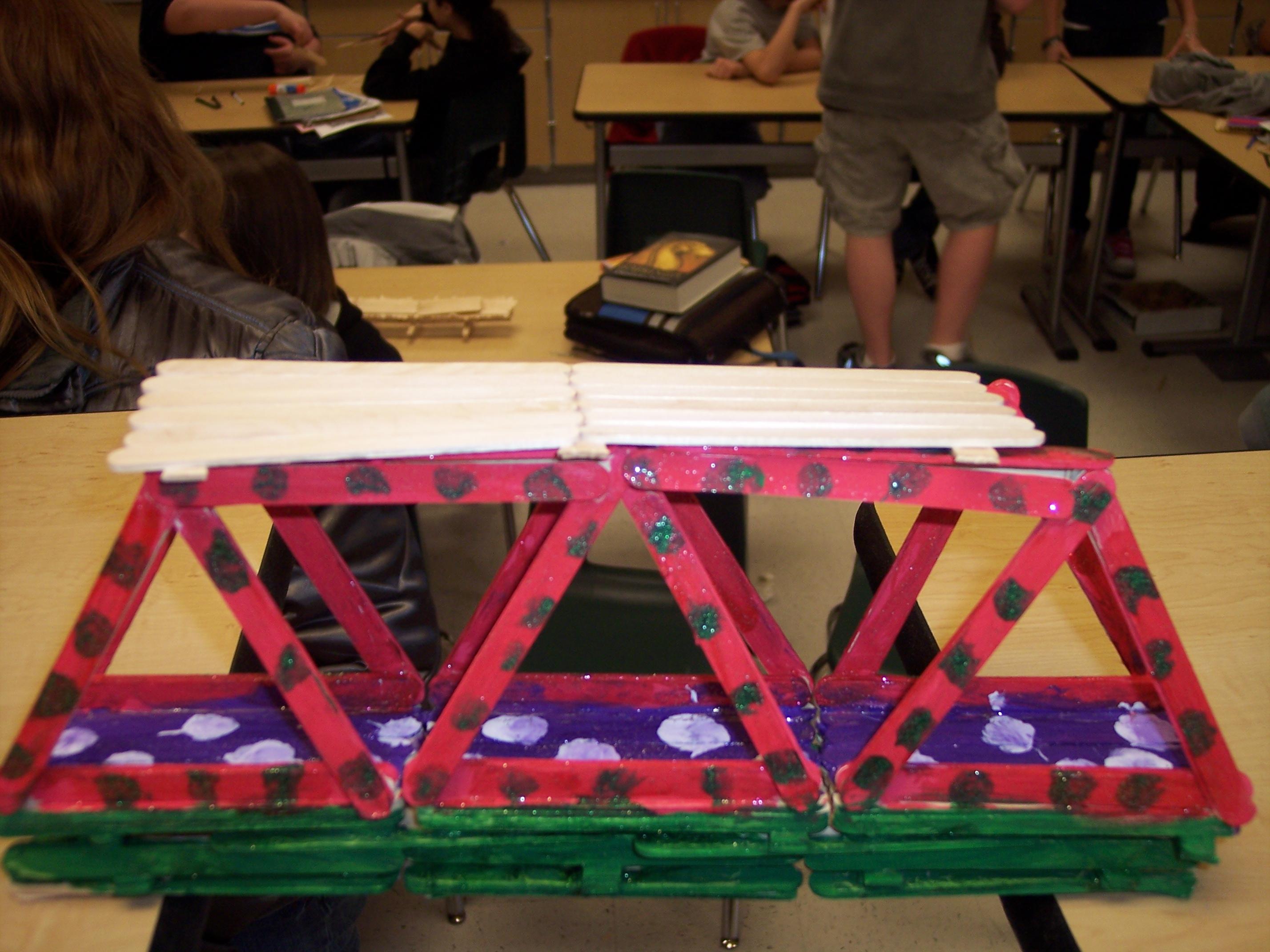 7th Grade Bridges Mr Simpson S Classroom