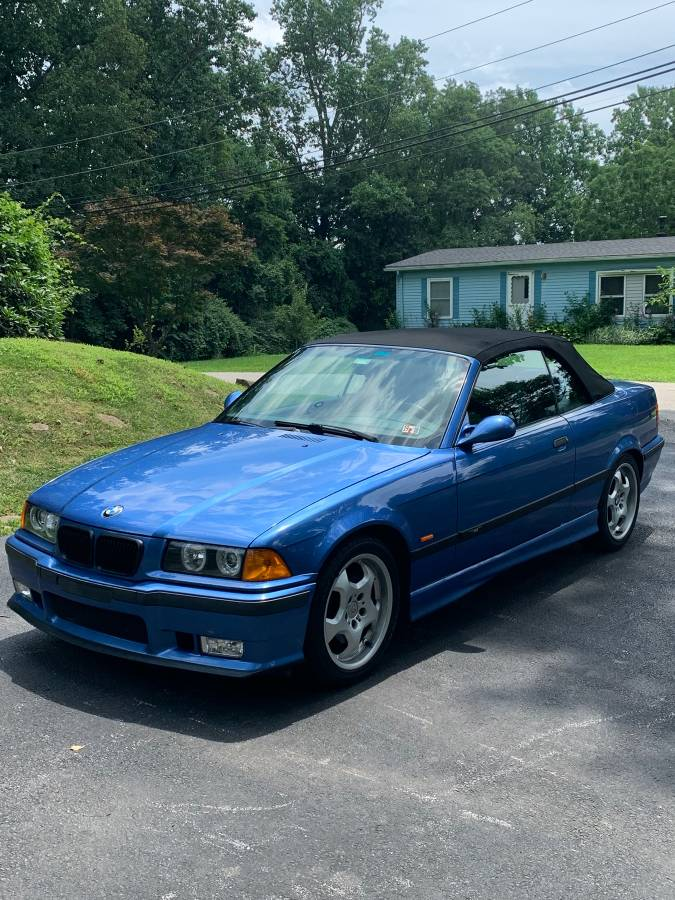 Bmw E36 Craigslist : craigslist, Thoroughly, Refreshed:, Convertible, Sold!, GuysWithRides.com