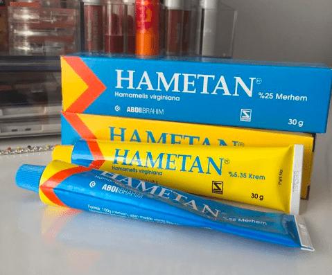 Hametan Krem Ne İşe Yarar