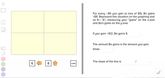 guzinta math multiply divide negatives