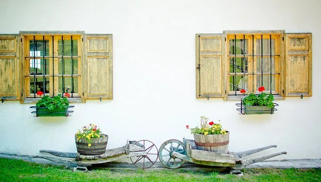 Choosing the Best Flowers for Your Window Boxes