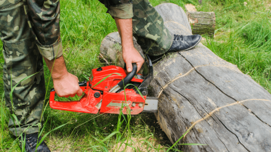 How to choose the right Stihl chainsaw