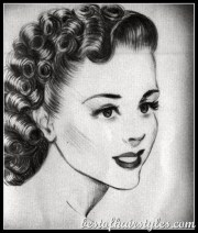 1940 hairstyles