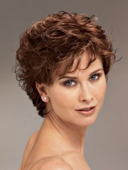 2015 short hairstyles curly
