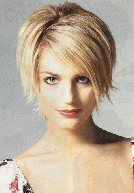 25+ Short Hair Round Face Hairstyles 2015 - CT Hair & Nail Design Ideas