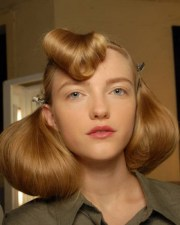50s hairstyles women