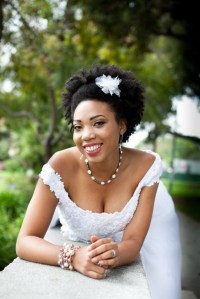 African bridal hairstyles