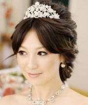 asian wedding hair styles