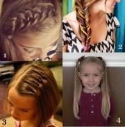 school hairstyles long