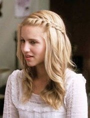 bang braid hairstyles