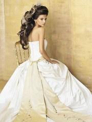 big wedding hair