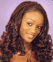 black braids hairstyles 2015