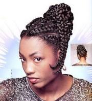 black hair braiding styles