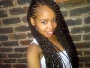 black hairstyles teenage girls