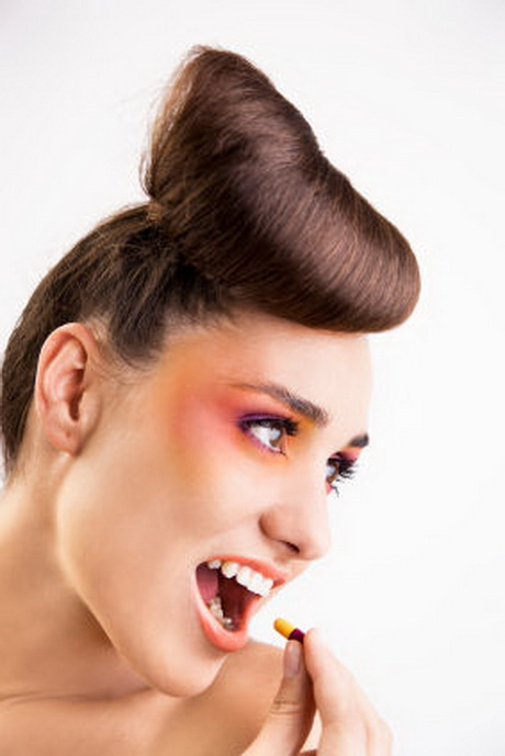 Black pin up hairstyles