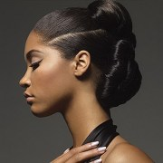 black sophisticated hairstyles