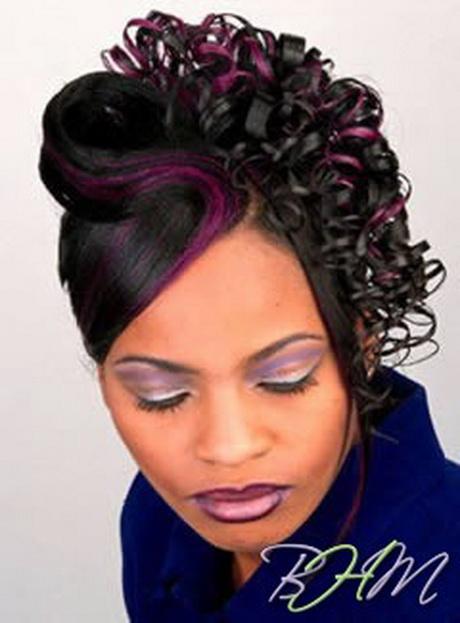 Black Updo Hairstyles