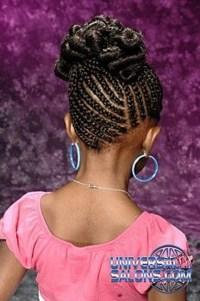Braid hairstyles for black kids