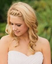 braided hairstyles medium length