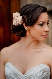 bridal chignon hairstyles