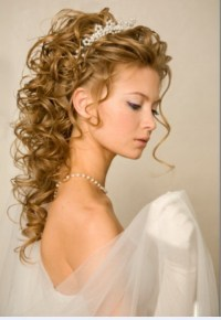 Wedding Hair With Tiara | Top Hairstyles