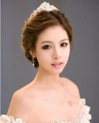 Bridal hairstyles asian