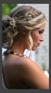 bridal hairstyles medium length