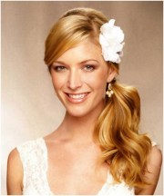 bridal simple hairstyles