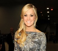 Carrie underwood wedding hair