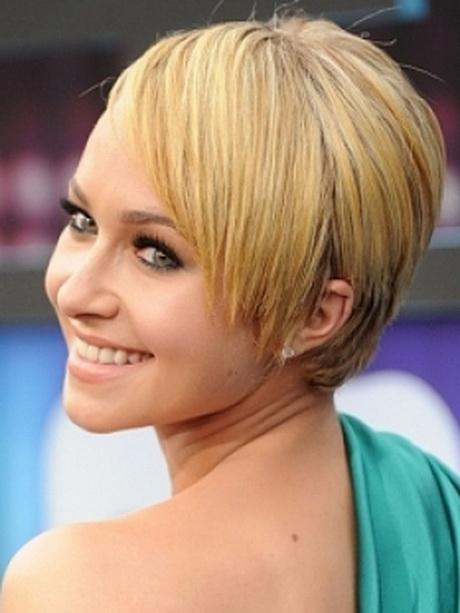 Celeb Short Hairstyles