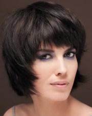 chin length layered haircuts