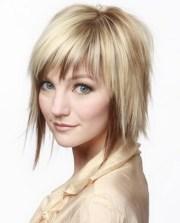 choppy layered hairstyles