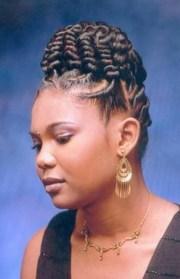 cornrow braids hairstyles black