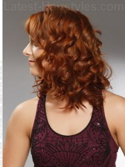 curly hairstyles thin hair