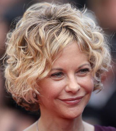 30+ Curly Hairstyles For Women Over 50 - Hairstyles Ideas - Walk the ...