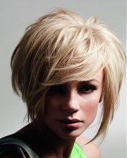 cute choppy layered haircuts