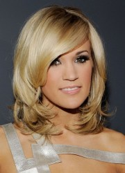 cute medium layered haircuts