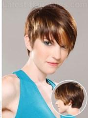 cute short hairstyles teenage