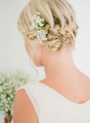 cute wedding hairstyles short