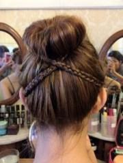dance hairstyles long hair